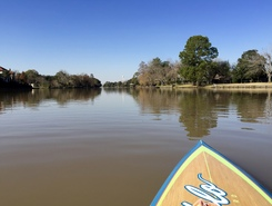 Oyster Creek Boathouse sitio de stand up paddle / paddle surf en Estados Unidos