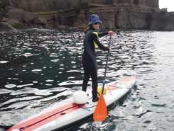 calasetta sitio de stand up paddle / paddle surf en Italia