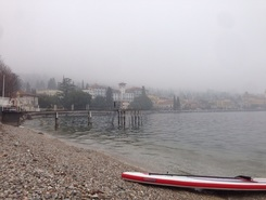 Rimbalzello Beach paddle board spot in Italy