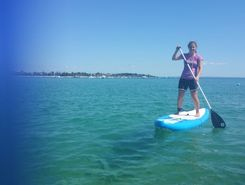 Sorrento paddle board spot in Australia