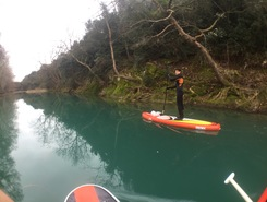 Le Lez - Base Nautique de Lavalette sitio de stand up paddle / paddle surf en Francia