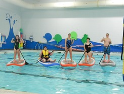 Wallaceburg Pool spot de stand up paddle en Canada