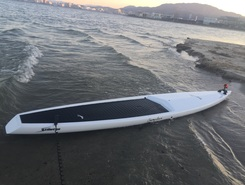 浜大津 paddle board spot in Japan