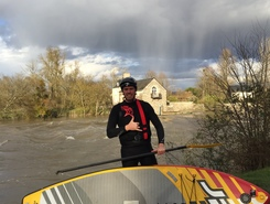 Nitray spot de stand up paddle en France