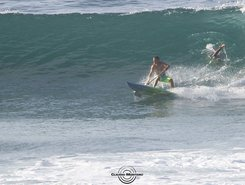 praia da macumba sitio de stand up paddle / paddle surf en Brasil