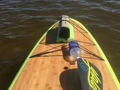 Perdido Bay paddle board spot in United States