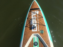 Florabama paddle board spot in United States