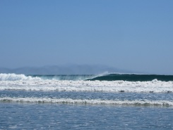 mal pais sitio de stand up paddle / paddle surf en Costa Rica
