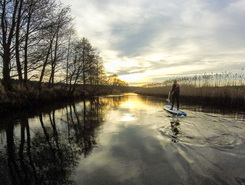 stepenitz perleberg bis wittenberge hafen paddle board spot in Germany