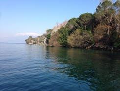 Isola del Garda spot de stand up paddle en Italie