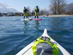 Buochs NW - Vierwaldstättersee sitio de stand up paddle / paddle surf en Suiza