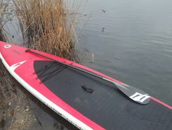 markkleeberg paddle board spot in Germany