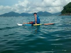 sup batuba paddle board spot in Brazil