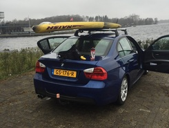 Paterswoldse meer paddle board spot in Netherlands