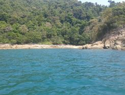 Koh Chang  paddle board spot in Thailand