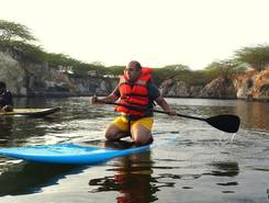 kovalam - Bay of life beach sitio de stand up paddle / paddle surf en India