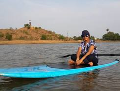 Lake Bajrang Bhaijaan sitio de stand up paddle / paddle surf en India