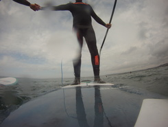 pors ar vag sitio de stand up paddle / paddle surf en Francia