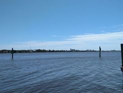 halifax river volusia county florida paddle board spot in United States