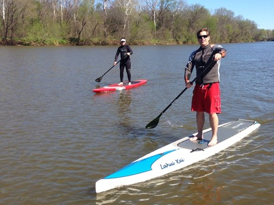 Robius Landing Park paddle board spot in United States
