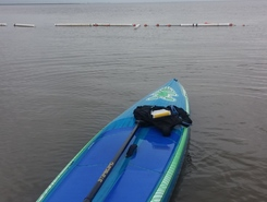 laxsup paddle board spot in Argentina