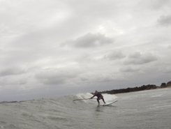 treustel  sitio de stand up paddle / paddle surf en Francia