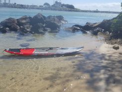 Cudgen Creek sitio de stand up paddle / paddle surf en Australia