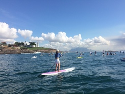 Remaria Festa da Penha paddle board spot in Brazil