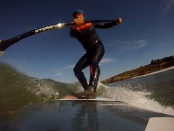 pors ar vag spot de stand up paddle en France
