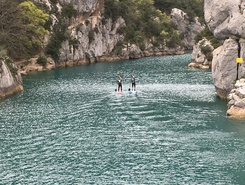 the bridge spot de stand up paddle en France