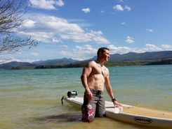 montbel sitio de stand up paddle / paddle surf en Francia
