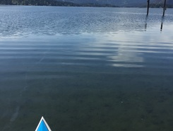 Sproat lake  spot de stand up paddle en Canada