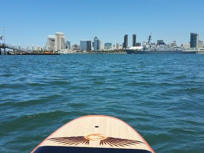 paddle board spot in United States
