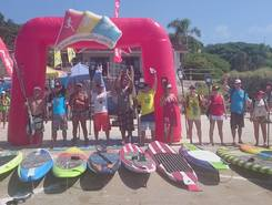 5ª Etapa SUP - III ECO Series Farol ao Forte Ilha do Mel paddle board spot in Brazil