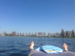 BeachClub Koers Zuid Roermond sitio de stand up paddle / paddle surf en Países Bajos