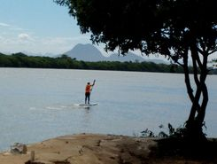 rio sao joao sitio de stand up paddle / paddle surf en Brasil