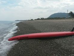 salinelle, Piane Vecchie paddle board spot in Italy