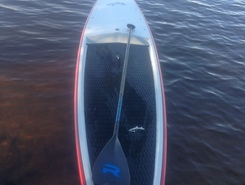 Swift Creek Reservoir paddle board spot in United States
