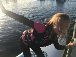Rondje langs Opa en Oma paddle board spot in Netherlands