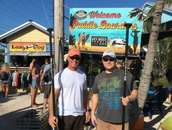 Key West Paddle Classic paddle board spot in United States