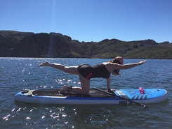 saguaro  lake sitio de stand up paddle / paddle surf en Estados Unidos