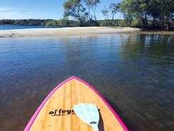 Hope Harbour sitio de stand up paddle / paddle surf en Australia