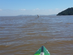Ipanema sitio de stand up paddle / paddle surf en Brasil