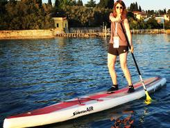 Sirmione sitio de stand up paddle / paddle surf en Italia