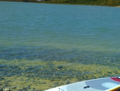 Lac de Montbel  paddle board spot in France