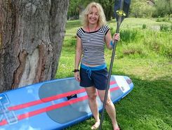 jevany sitio de stand up paddle / paddle surf en República Checa