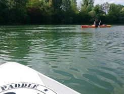 2dn sup paddle board spot in France
