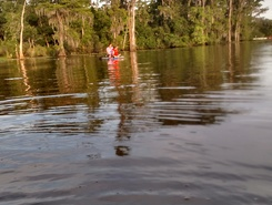 Tchefuncte River d1 sitio de stand up paddle / paddle surf en Estados Unidos