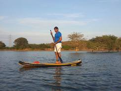 Lake Ponninyin Selvan sitio de stand up paddle / paddle surf en India