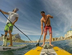 Playa La Fossa spot de stand up paddle en Espagne